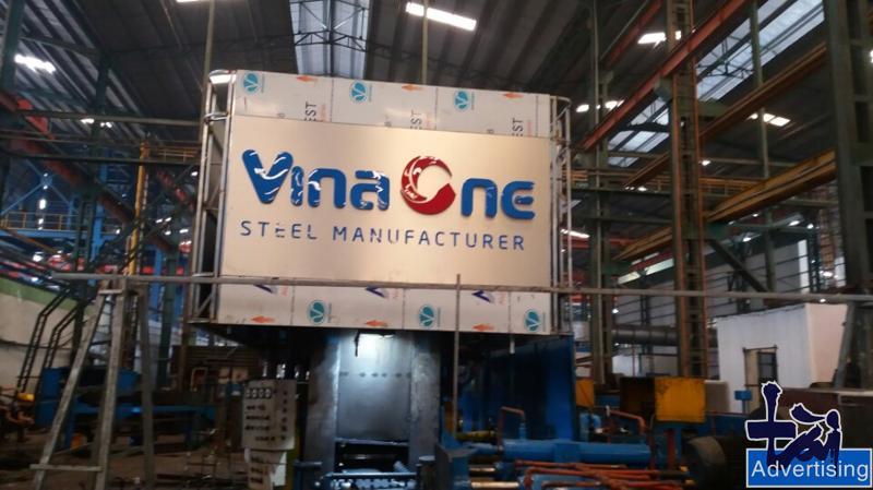 Ốp alu máy sản suất Vina One